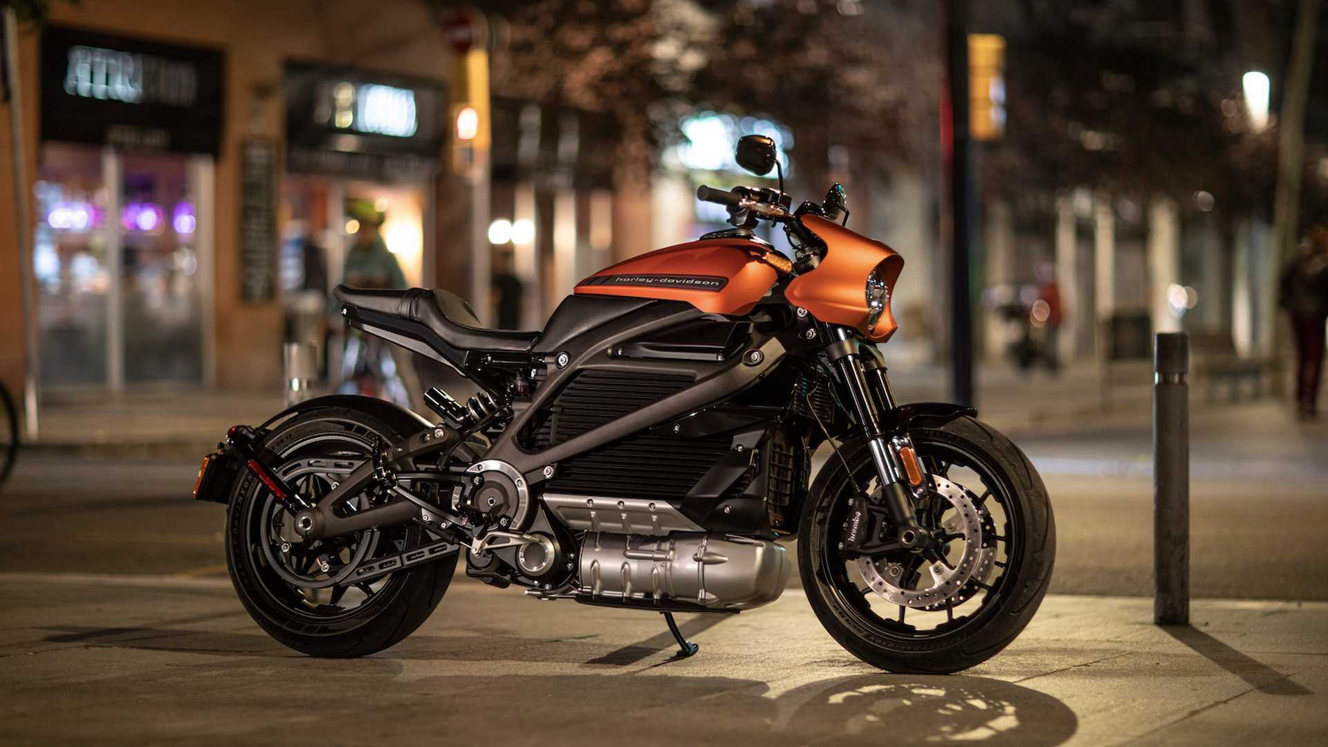 New Harley-Davidson Electric Motorcycle To Be Called LiveWire One