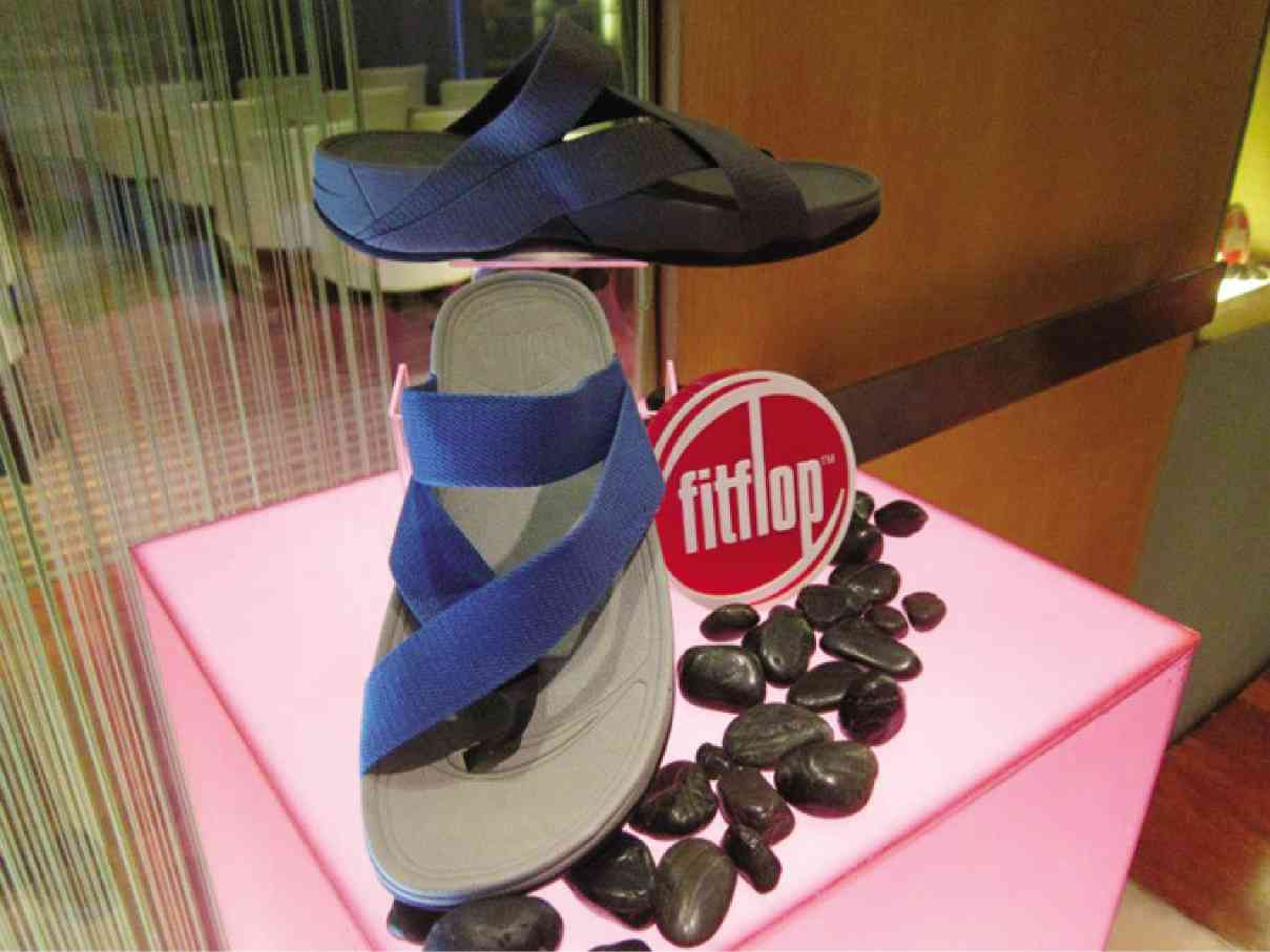 6839edc2e FitFlop flagship opens in Philippines