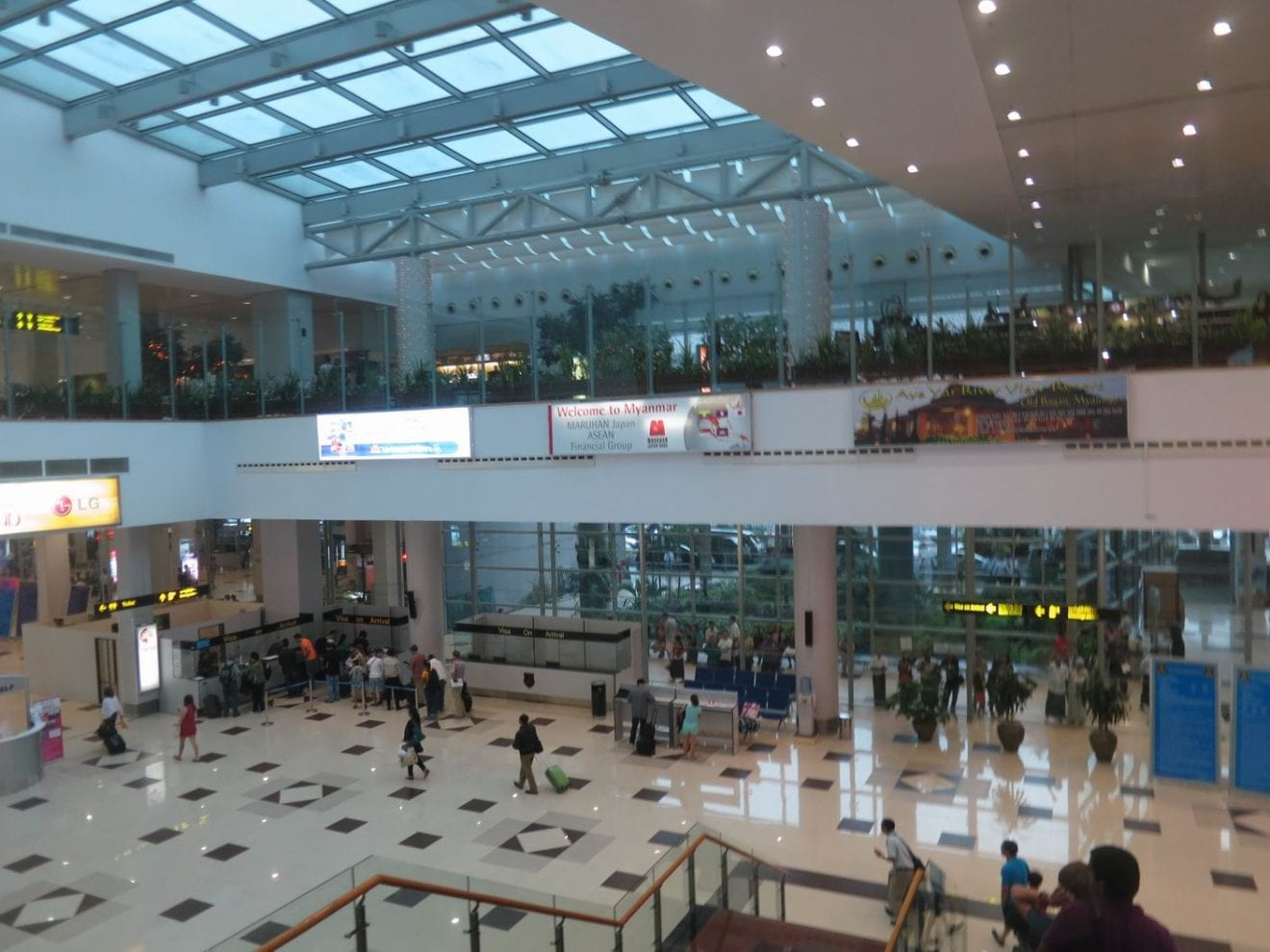 World Class Duty Free Coming To Myanmar Airports Retail News Asia