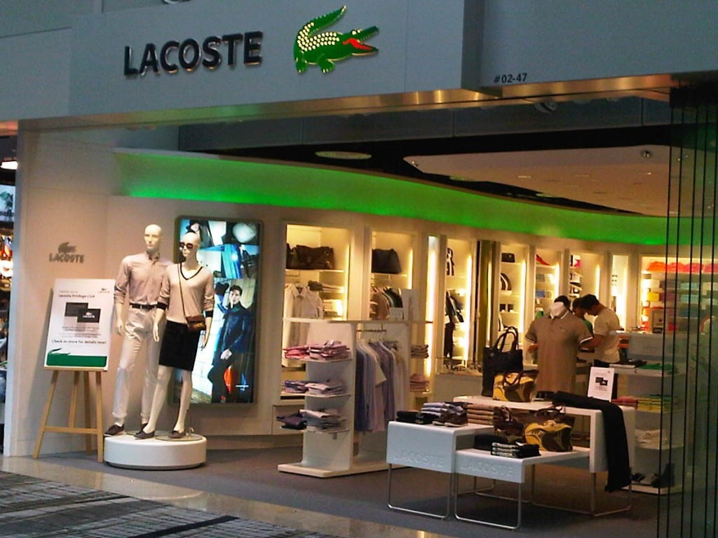 8a144937c65b7 Lacoste India targets flyers