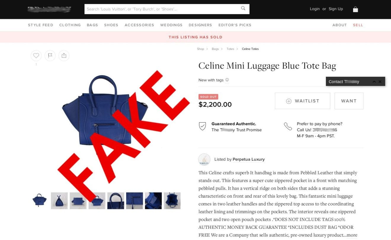 a7b49772554 Boom in teenage arrests for selling counterfeit goods online   Retail News  Asia
