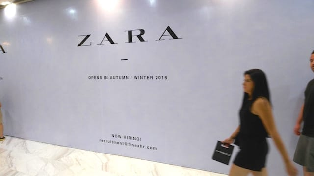 dc0d2fe0 New CEO For Zara Owned Inditex