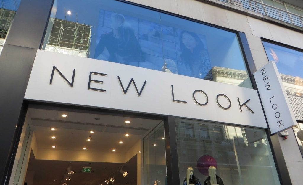 d7d781c9281d14 New Look to expand in China   France with new standalone menswear stores
