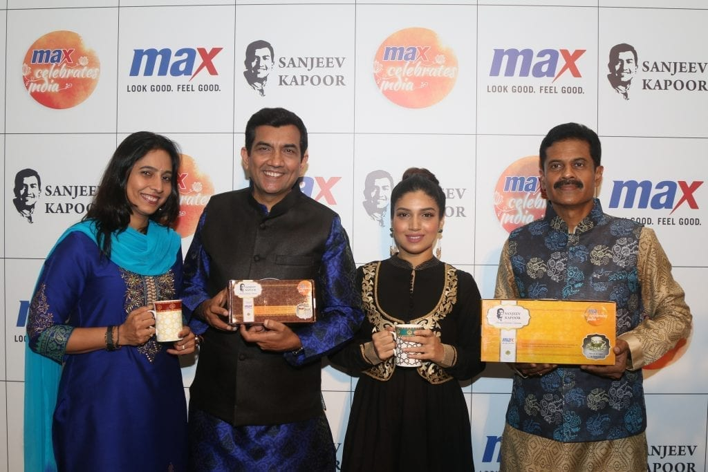 Max brings in the festive grandeur with Sanjeev Kapoor s Limited Edition  Virasat Collection d78742318d3