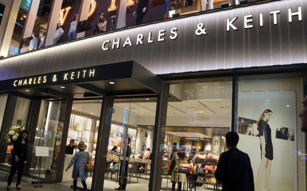 587763971 Charles   Keith is expanding in Hong Kong