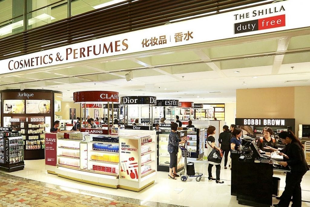 78a66e3cab547 Shilla Duty Free sets up second presence in Incheon airport
