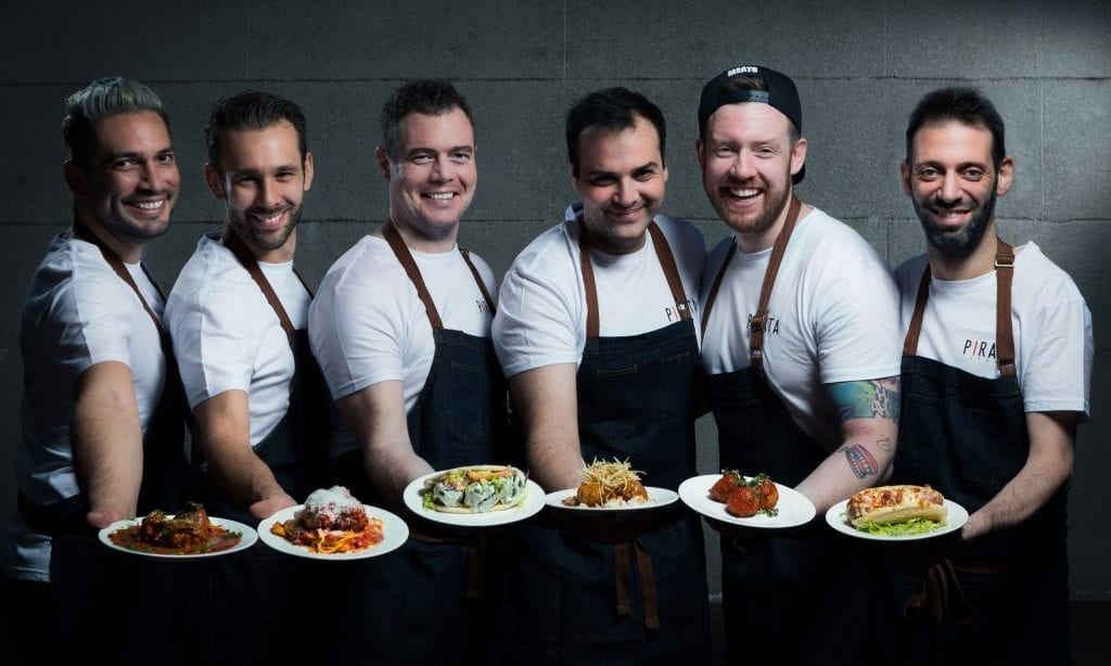 1b5c7f5a2ba Pirata Group launches ballsy pop-up dining