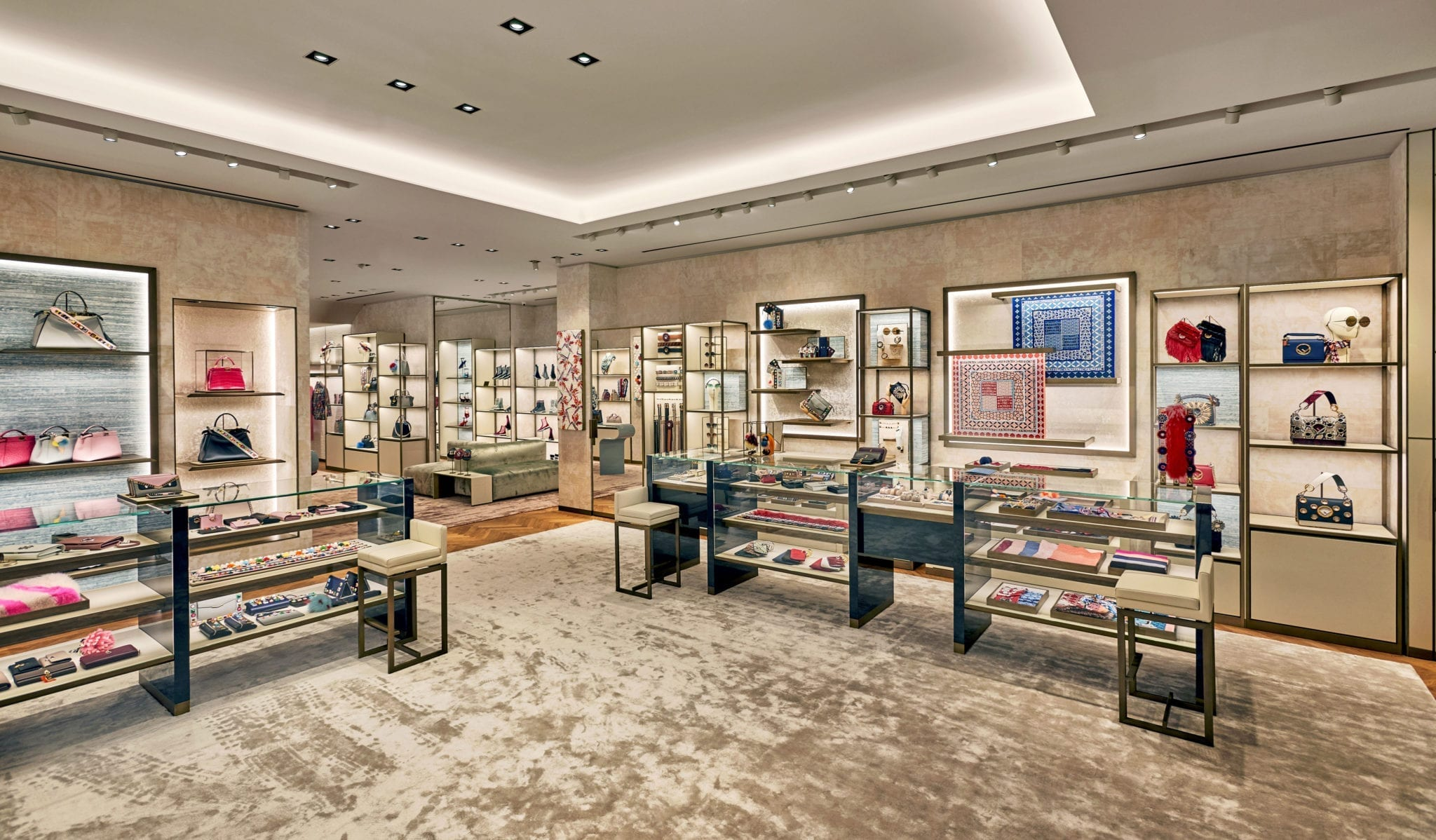 FENDI Opens in Singapore ION Orchard | Retail News Asia