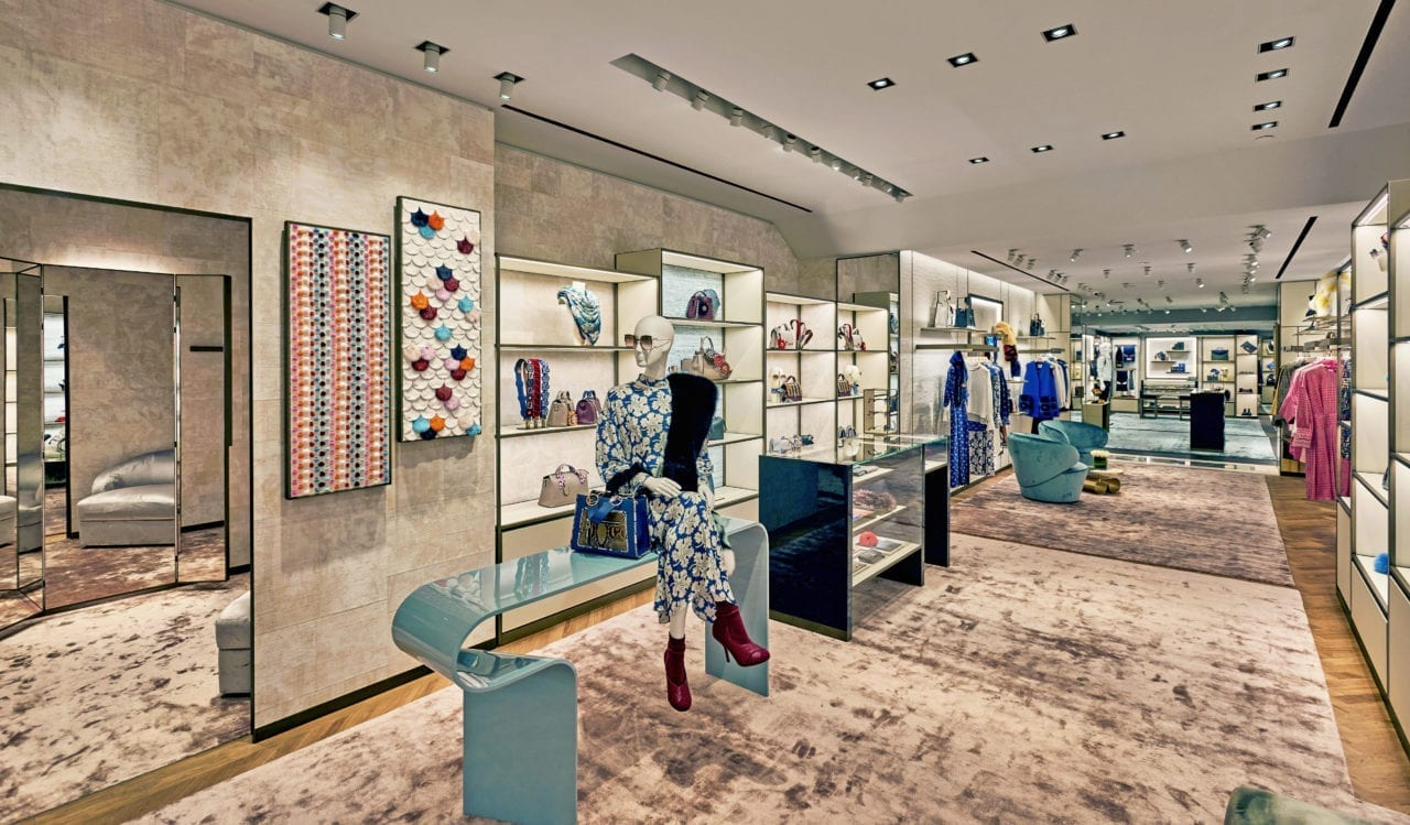 f47d455b7f1 Fendi Thailand has launched two pop-up stores in Bangkok