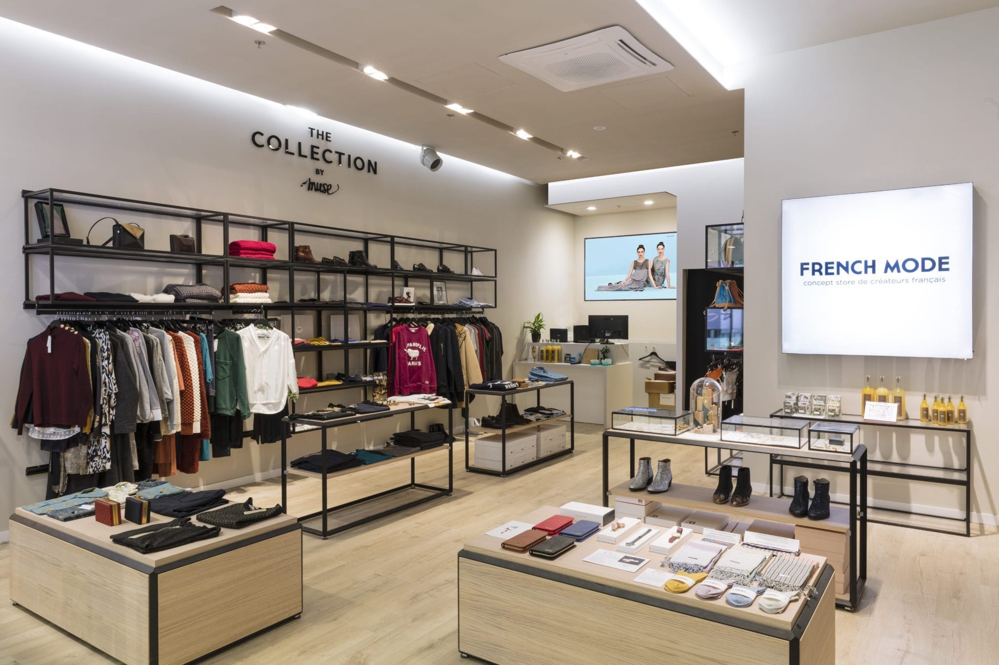 ... the Collection b... y Muse s main purpose is to incubate new retailers  and brands, test the popularity of new categories, respond to seasonal  demand, ... a9135bbcfcd