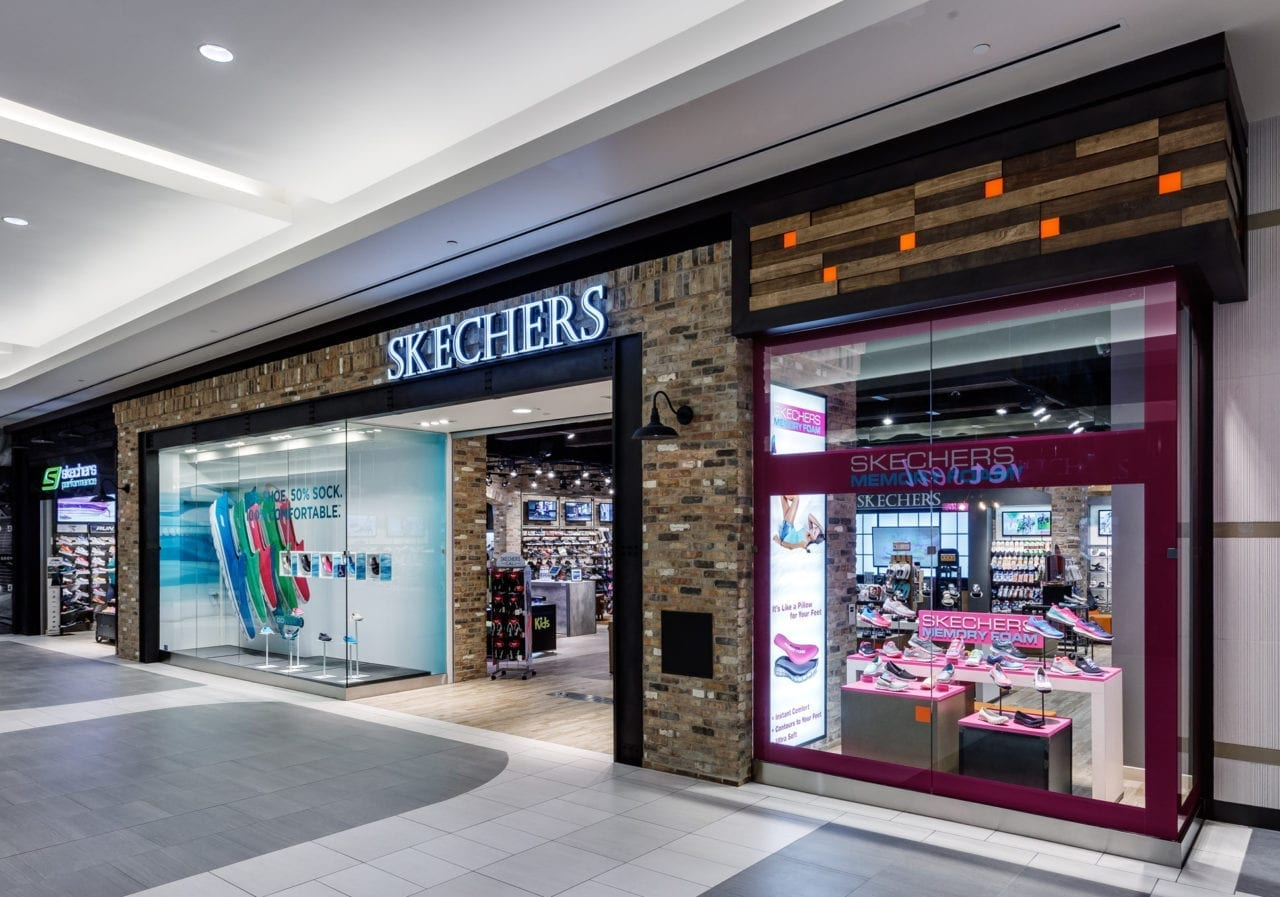 The latest Korean Craze Skechers D'lites Hong Kong City