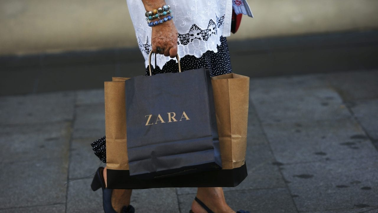 5646ebe63e32 Inditex to sell all its brands online by 2020