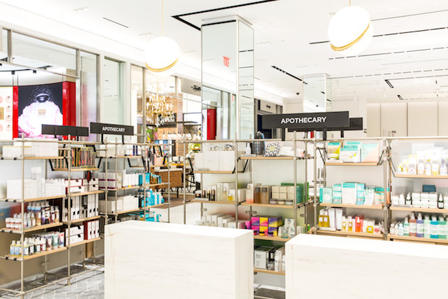 ad8f8247393 Saks Fifth Avenue Unveils New Beauty Floor In New York Flagship ...
