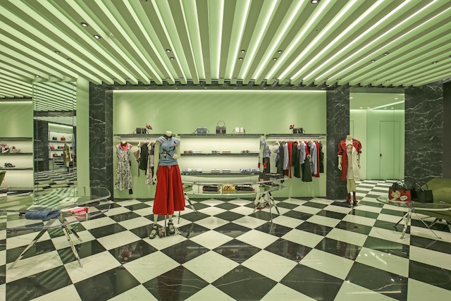 42d8d0059ce Miu Miu is also setting up on SKP s ground level with a store for its  apparel