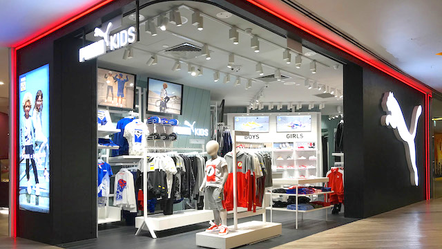 rencontrer a1f86 c268c Puma Store in Dhaka marks First Milestone | Retail News Asia