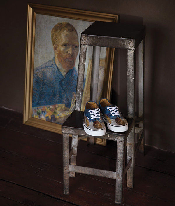 98929d9a35 Vans released collection featuring Van Gogh Museum