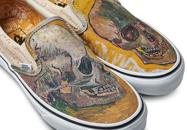 Vans released collection featuring Van Gogh Museum | Retail