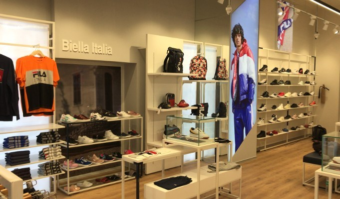 eec7e5af86b6 Fila opens its second heritage store in Mumbai