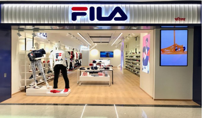 Fila to open 100 exclusive retail stores in India over the ...