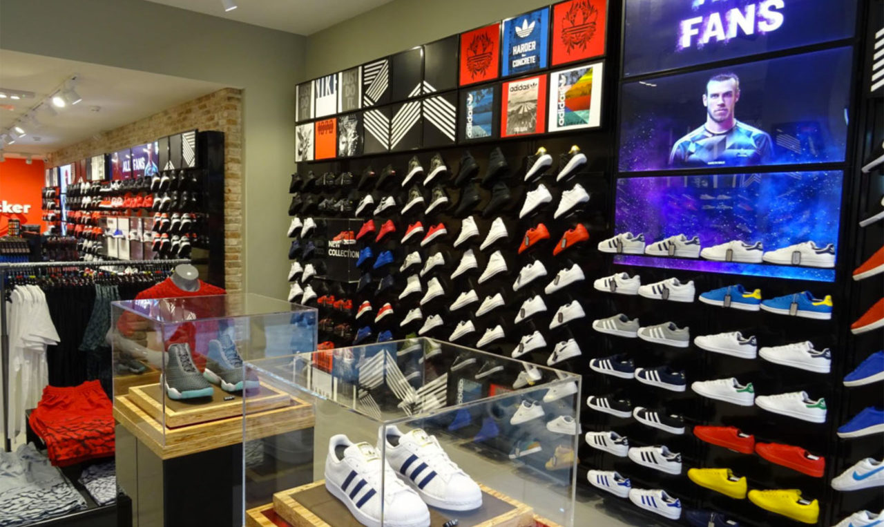 3ad23784d Foot Locker s Newest Store Features a Barber Shop and Gaming Zone