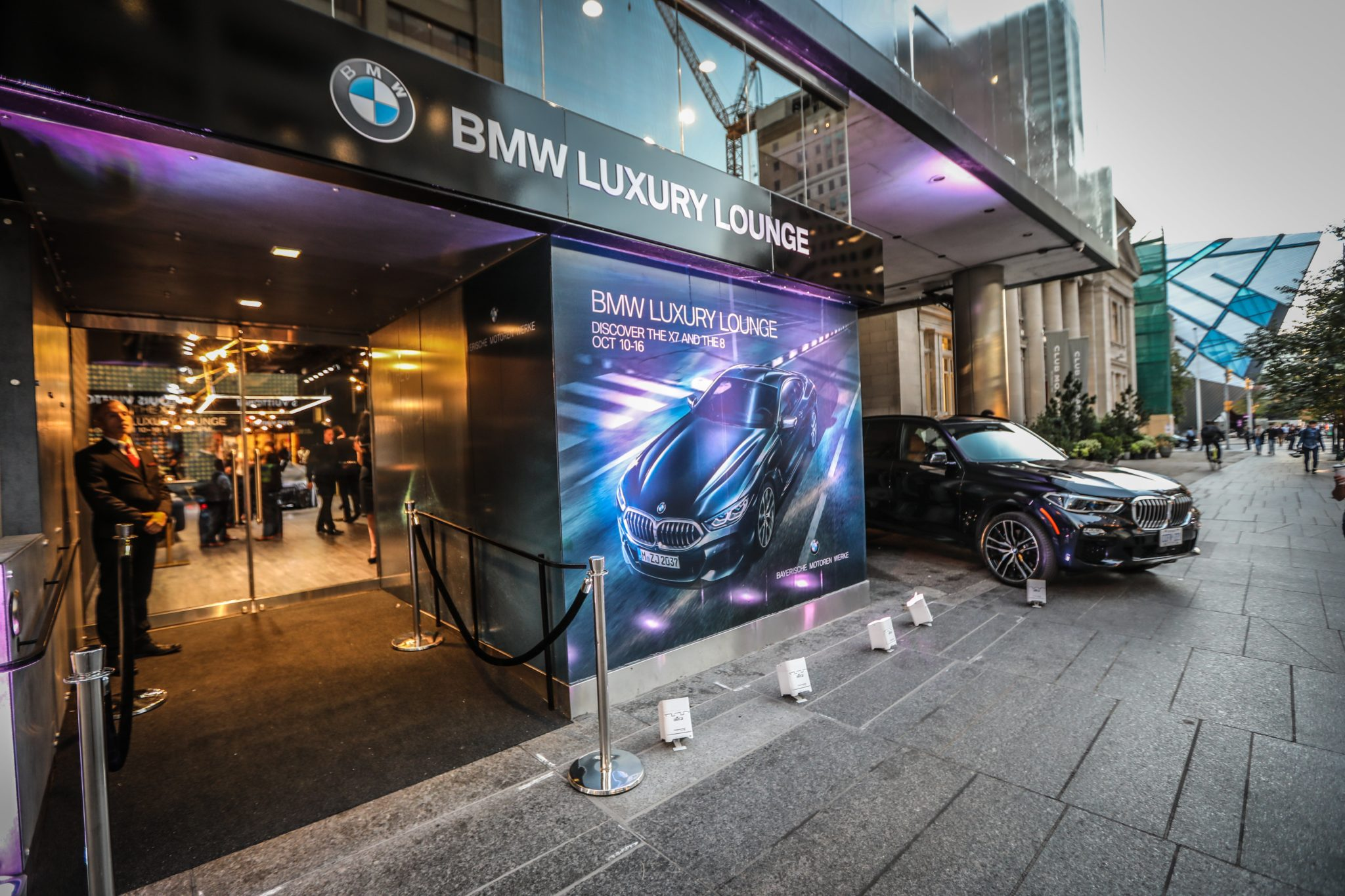 Bmw Luxury Lounge Showcases Future Products Retail News Asia