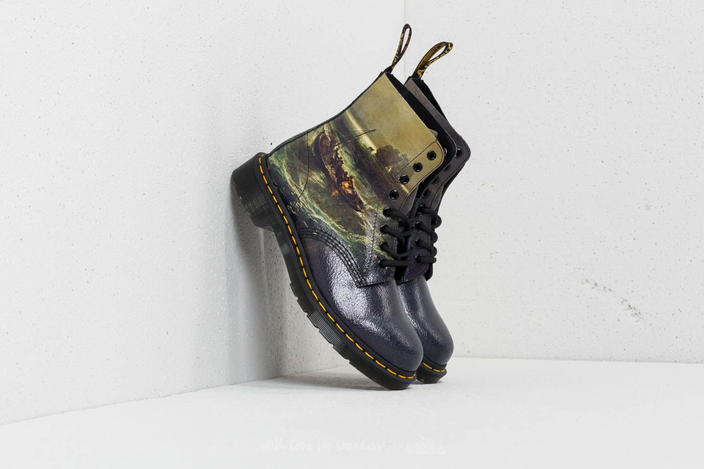 41f2e3f21285 Dr. Martens maker sues online retailer Yoox over lookalike boots ...