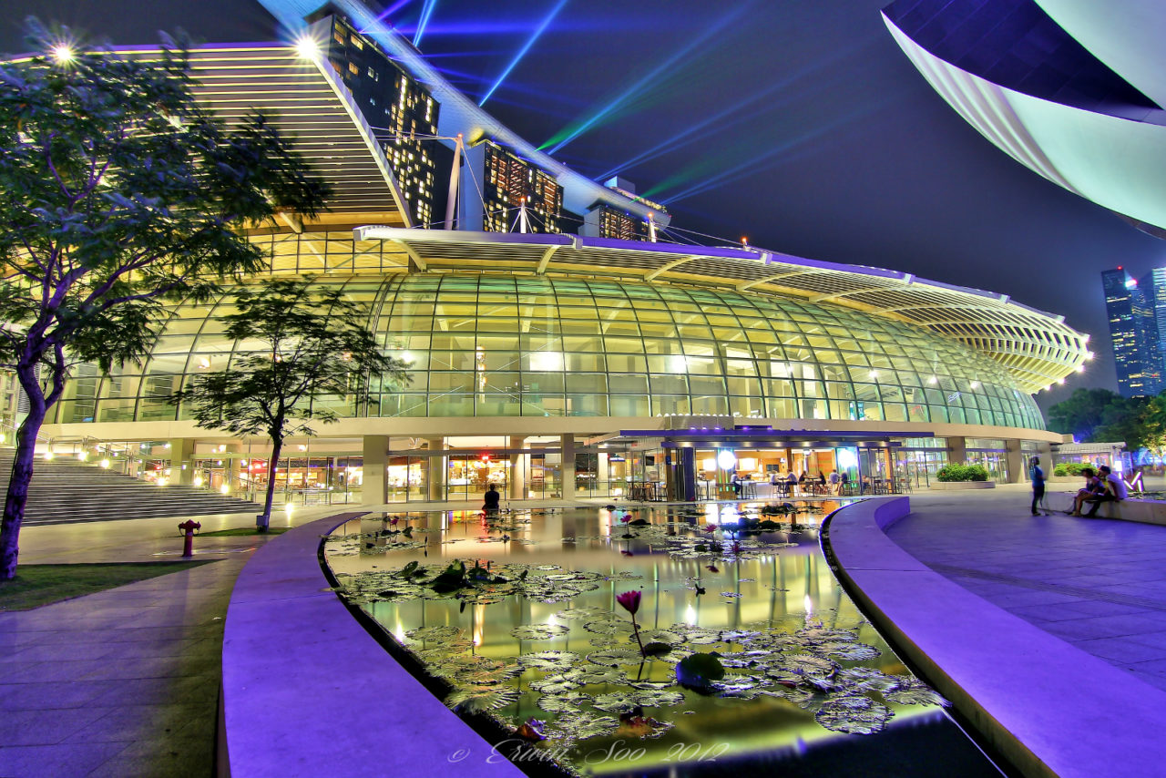 b92347bc0152 The Shoppes at Marina Bay Sands enjoys sales rise