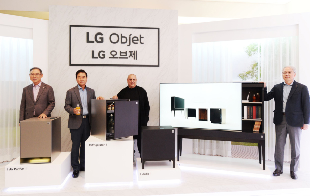Another Way In Which LG Worked To Make The Appliances Look More Like  Furniture Was To Reduce The Size Of External Features Typical To Electronic  Devices, ...