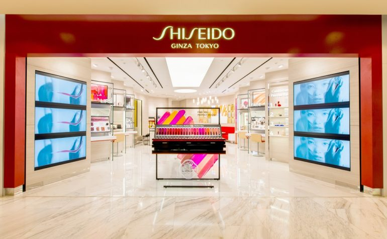 898117ced Shiseido launches art installation at Changi Airport