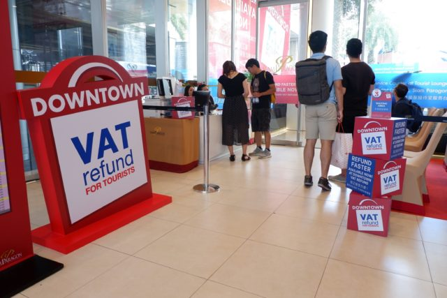 """0881447be5a """"Not only will shopping tourists of Siam Paragon"""