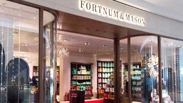 14a0c4c9fb1 Fortnum & Mason Asia sales soars boosted by Hong Kong