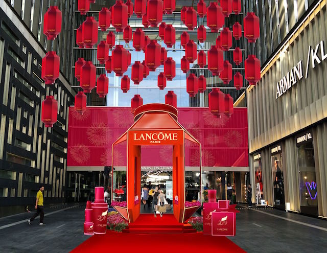 Lancome pop-up store opens in Pavilion KL | Retail News Asia