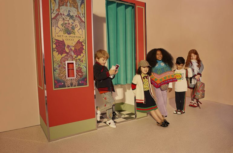 fe5010c0639d Net-a-Porter launches kidswear with Gucci