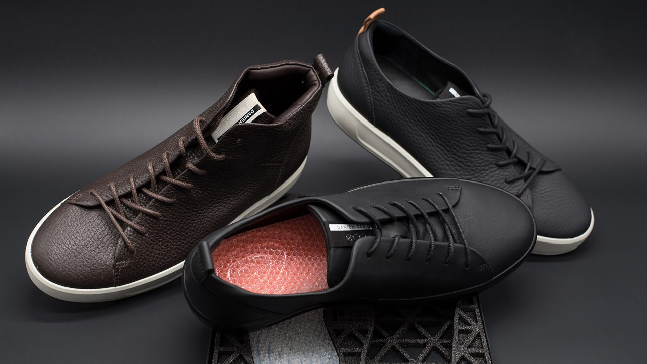 about ecco shoes
