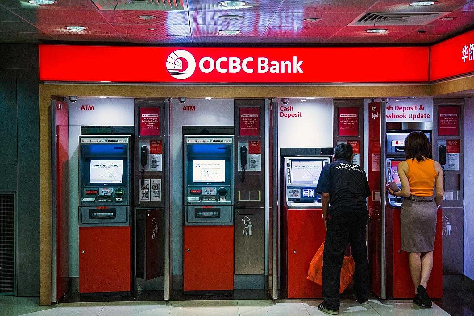 OCBC Enables Encashment of Cheques at ATMs | Retail News Asia