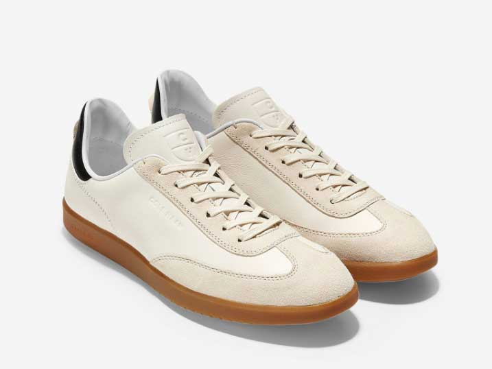 854c1a39103bf8 Cole Haan Launches GRANDPRØ TURF SNEAKER Collection for Spring 2019