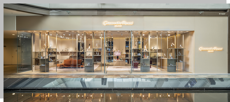 d262ebfda Gianvito Rossi Opens Its First SEA Flagship Store in Singapore at Marina  Bay Sands