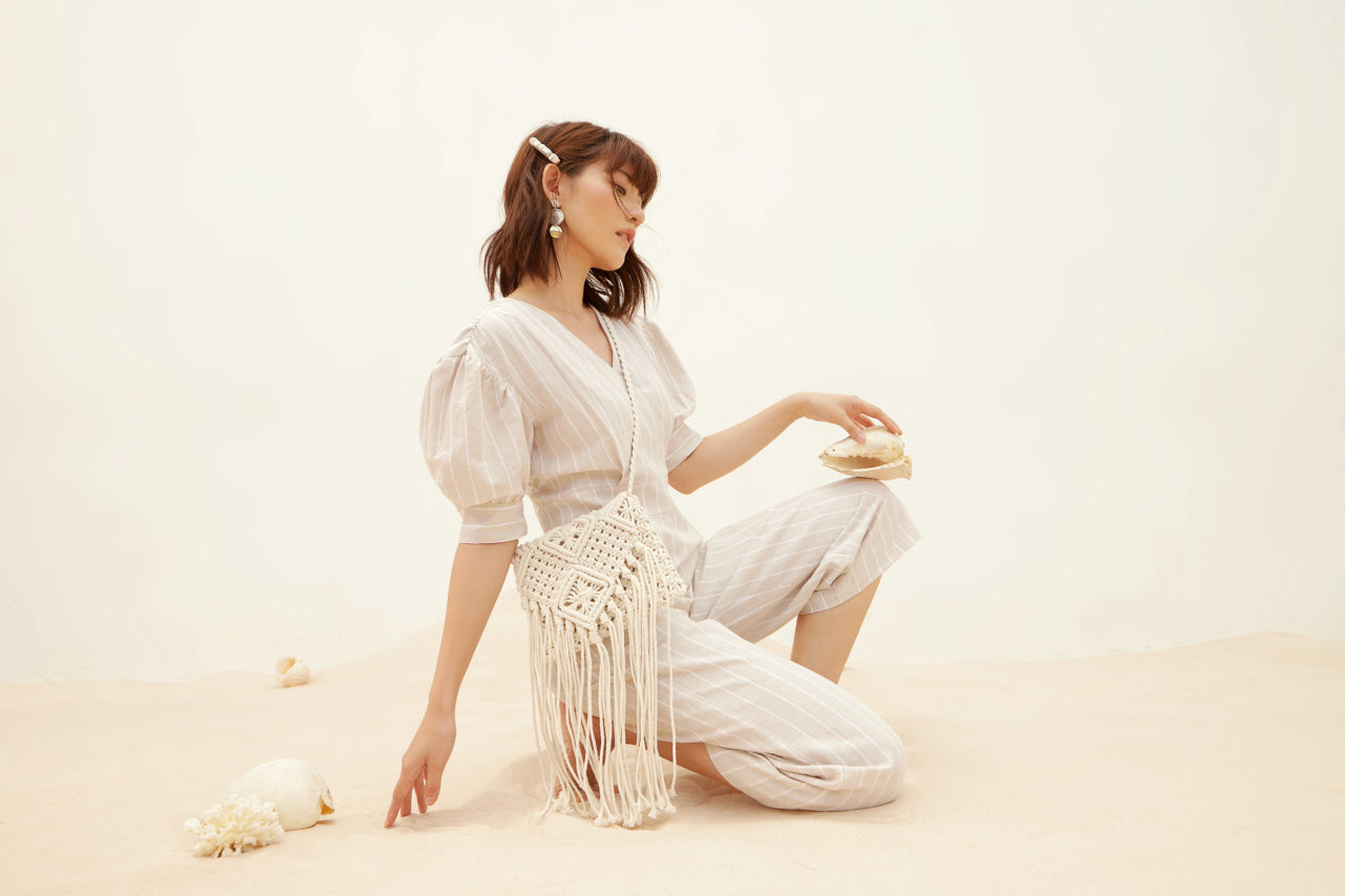 0c5765e03 Pomelo Fashion leads with Purpose, first permanent line where  sustainability meets tech