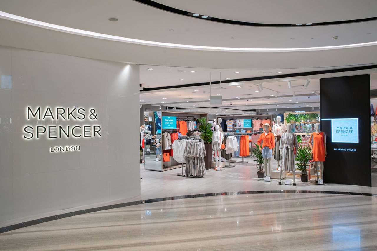 7bffece4f Marks & Spencer Singapore store opens at Jewel Changi