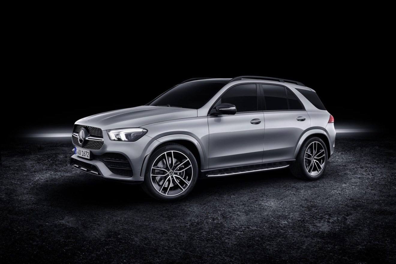 2021 Mercedes Benz Gle Coupe Breaks Cover Retail News Asia